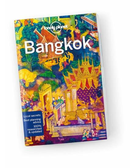 Cartographia  - Bangkok útikönyv (angol) Lonely Planet