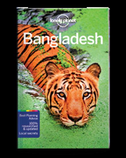Cartographia  - Banglades útikönyv (angol) Lonely Planet