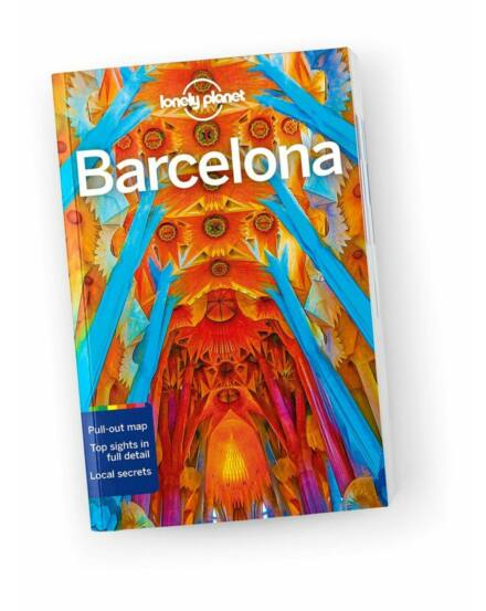 Cartographia  - Barcelona útikönyv Lonely Planet