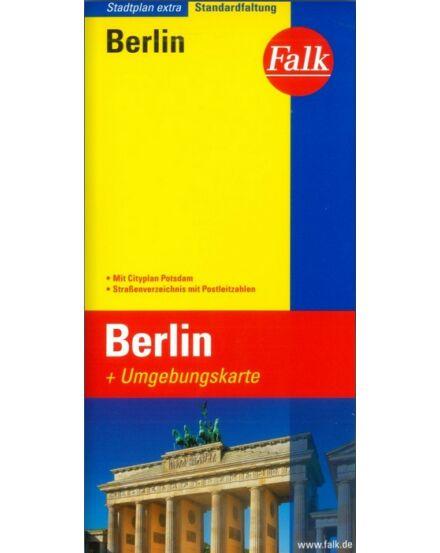 Cartographia  - Berlin extra várostérkép