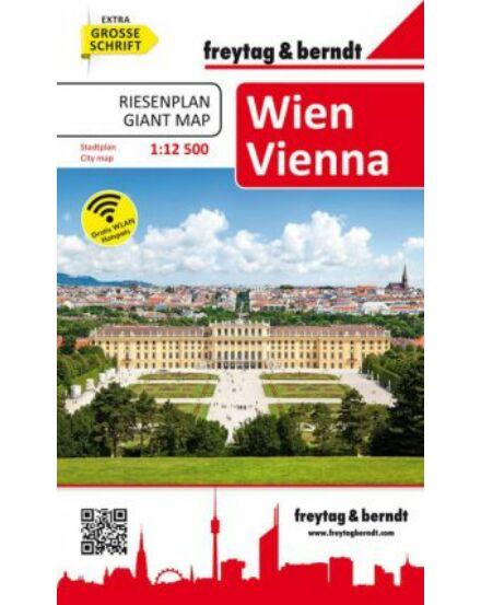 Cartographia  - Bécs Riesenplan spirál atlasz