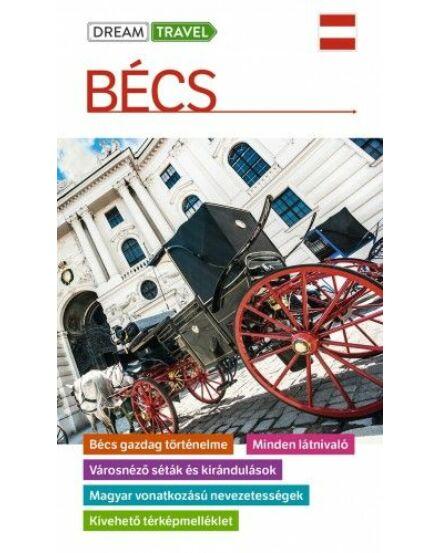 Cartographia  - Bécs útikönyv - kivehető térképmelléklettel