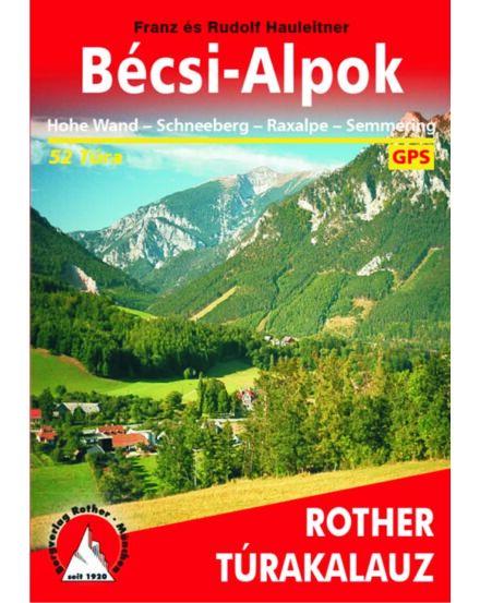 Cartographia  - Bécsi-Alpok túrakalauz