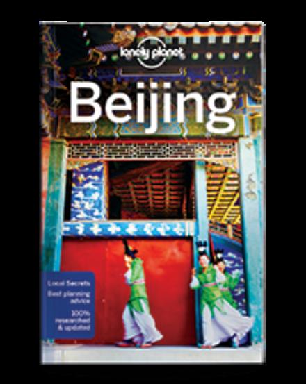 Cartographia  - Peking útikönyv (angol)