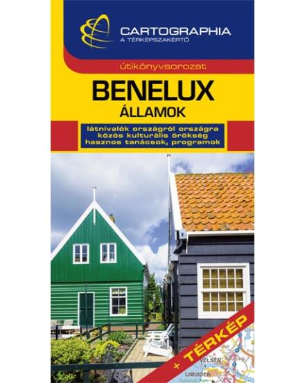 Cartographia  - Benelux útikönyv