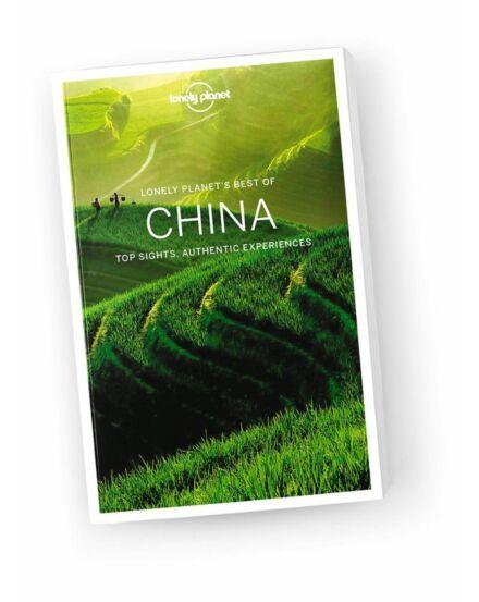 Cartographia  - Best of Kína útikönyv (angol) Lonely Planet