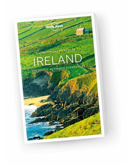 Cartographia  - Írország útikönyv (angol)