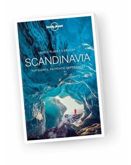 Cartographia  - Skandinávia best of útikönyv Lonely Planet