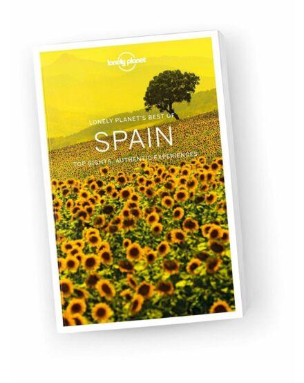 Cartographia  - Spanyolország Best of útikönyv (angol) Lonely Planet