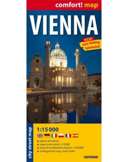 Cartographia  - Bécs térkép