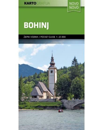 Cartographia  - Bohinj várostérkép
