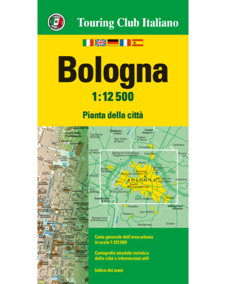 Cartographia  - Bologna várostérkép