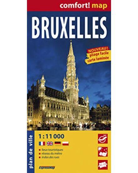 Cartographia  - Brüsszel térkép