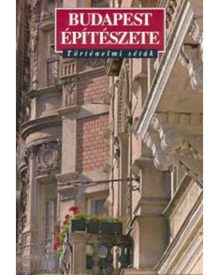 Cartographia  - Budapest építészete - Történelmi séta útikönyv