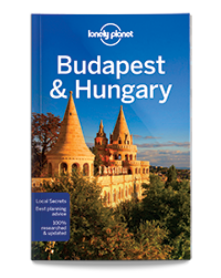 Cartographia  - Budapest & Magyarország útikönyv (angol)