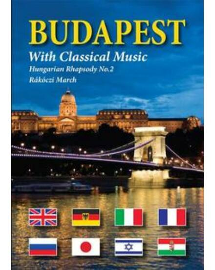 Cartographia  - Budapest with Classical Music DVD