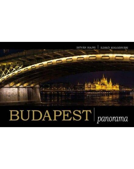 Cartographia  - Budapest - panorama többynelvű album