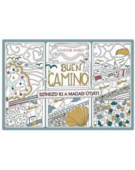 Cartographia  - Buen Camino Színezd ki a magad útját