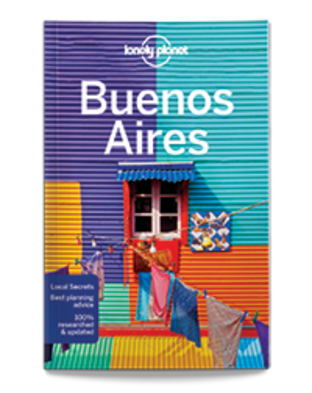 Cartographia  - Buenos Aires útikönyv Lonely Planet