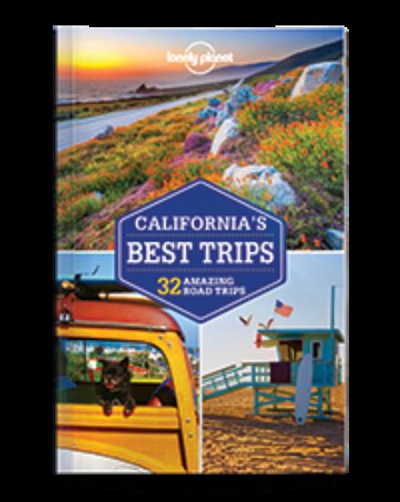 Cartographia  - Kalifornia útikönyv (angol) Lonely Planet