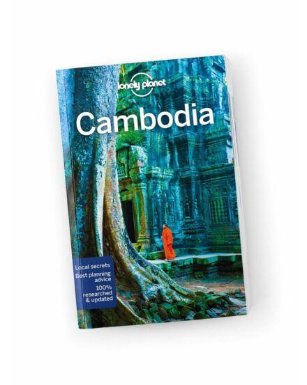 Cartographia  - Kambodzsa útikönyv (angol) Lonely Planet