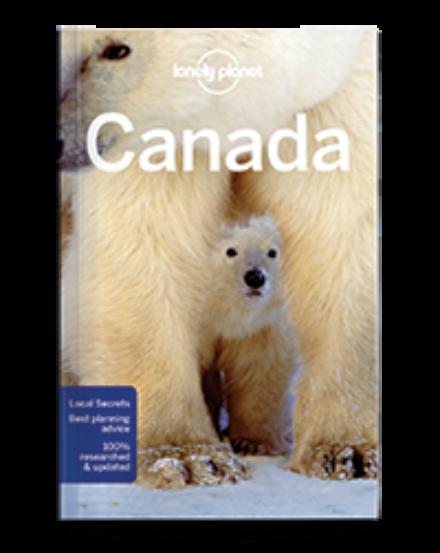 Cartographia  - Kanada útikönyv (angol)