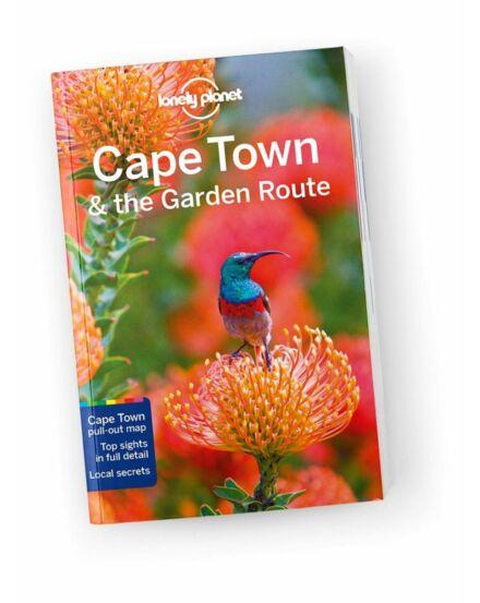 Cartographia  - Fokváros útikönyv (angol) Lonely Planet