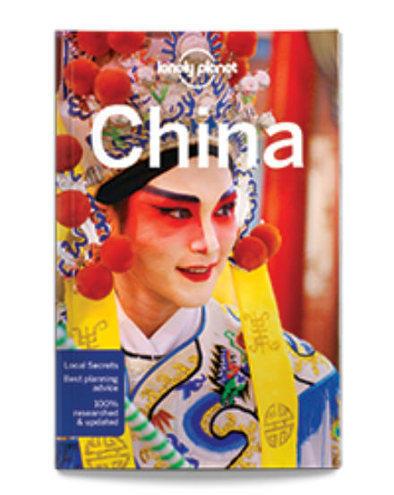 Cartographia  - Kína útikönyv (angol)