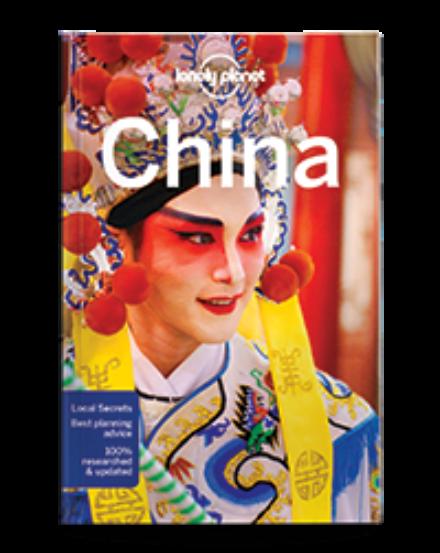 Cartographia  - Kína útikönyv (angol) Lonely Planet