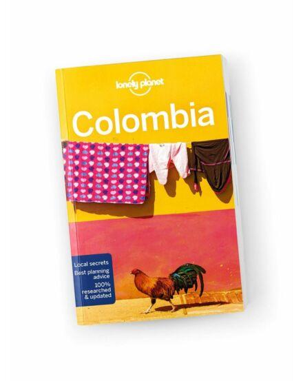 Cartographia  - Kolumbia útikönyv