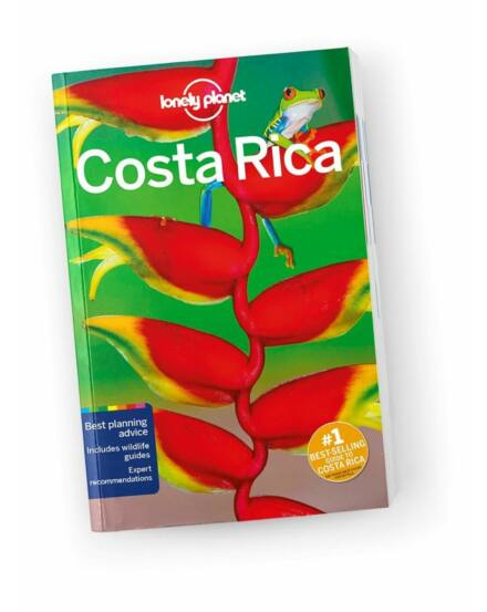Cartographia  - Costa Rica útikönyv