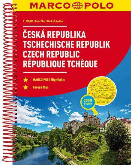 Cartographia  - Csehország atlasz