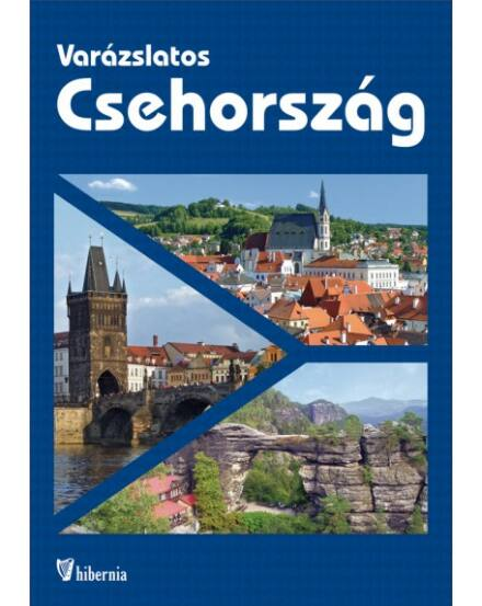Cartographia  - Varázslatos Csehország útikönyv