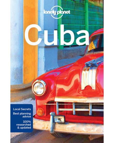 Cartographia  - Kuba útikönyv Lonely Planet