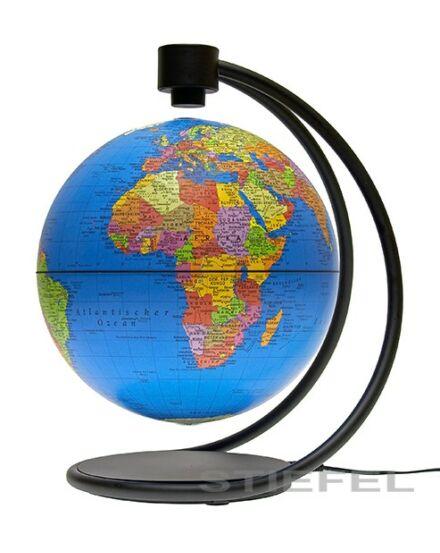 Cartographia  - Földgömb - politikai, lebegő (mágneses), 20 cm átmérőjű
