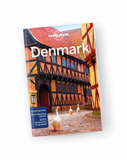 Cartographia  - Dánia útikönyv (angol) Lonely Planet