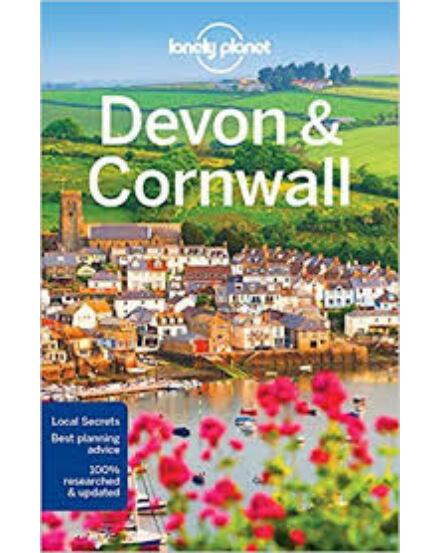 Cartographia  - Devon és Cornwall útikönyv (angol)