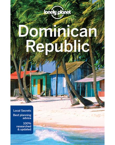 Cartographia  - Dominikai Köztársaság útikönyv (angol) Lonely Planet
