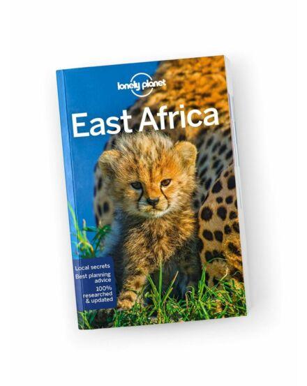 Cartographia  - Kelet-Afrika útikönyv (angol) Lonely Planet