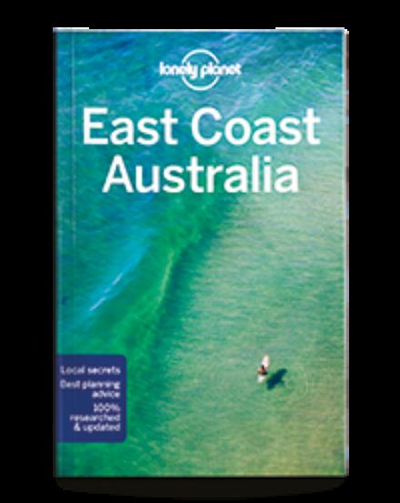 Cartographia  - Ausztrália keleti partvidéke útikönyv (angol)