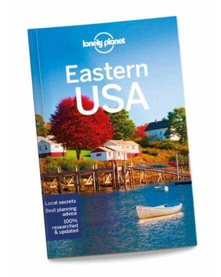 Cartographia  - USA Kelet útikönyv (angol)