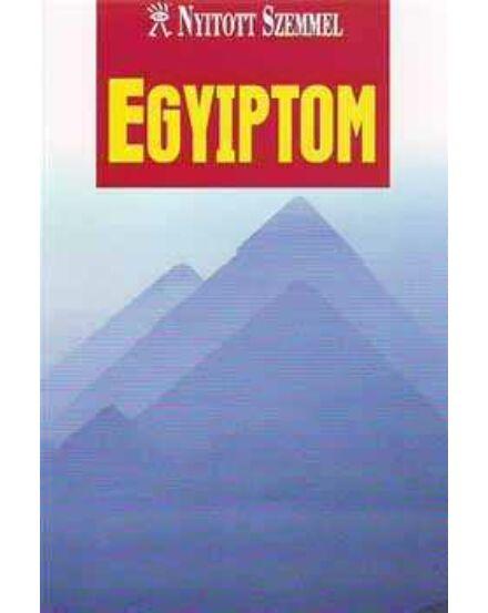 Cartographia  - Egyiptom útikönyv - Nyitott Szemmel