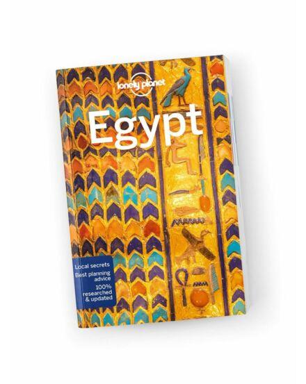 Cartographia  - Egyiptom útikönyv (angol) Lonely Planet