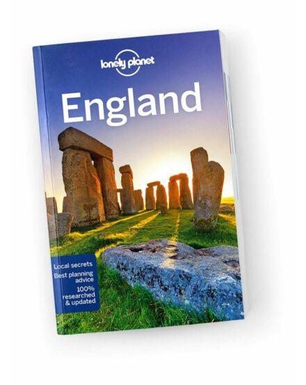Cartographia  - Anglia útikönyv (angol) Lonely Planet