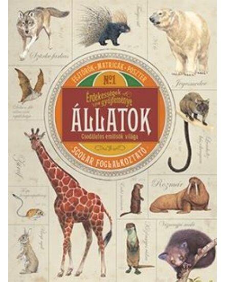 Cartographia  - Érdekességek gyűjteménye - Állatok