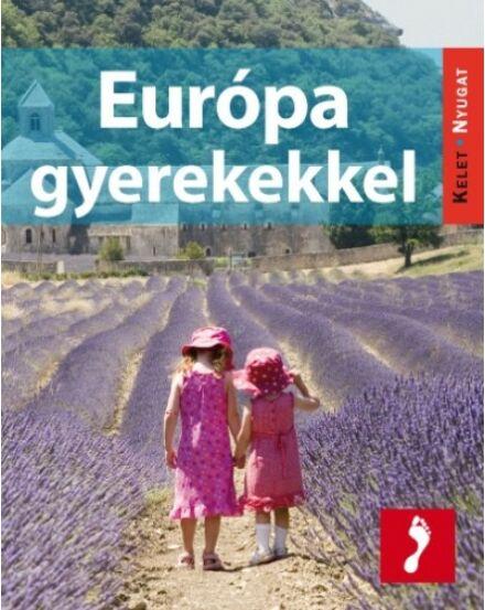 Cartographia  - Európa gyerekekkel útikönyv
