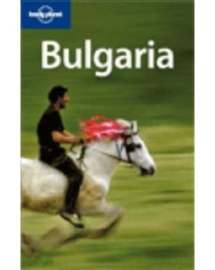 Cartographia  - Bulgária útikönyv (angol) Lonely Planet