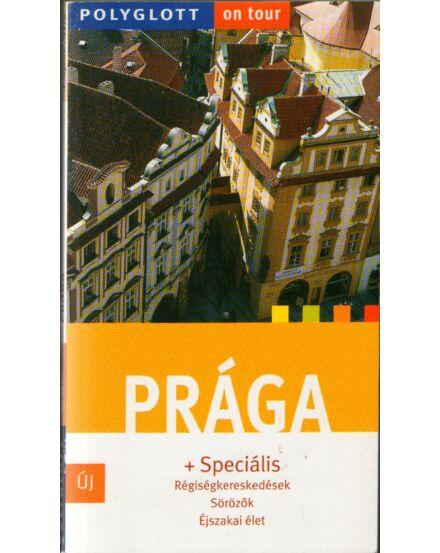 Cartographia  - Prága útikönyv