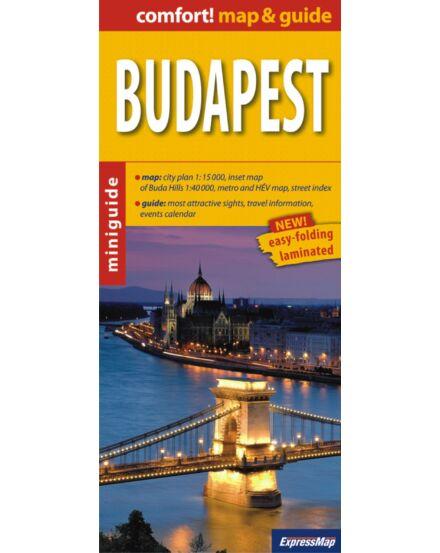Cartographia  - Budapest térkép