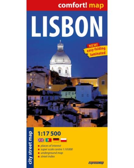 Cartographia  - Lisszabon térkép
